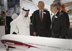 Boeing et Airbus passent des contrats de fourniture dans le Golfe
