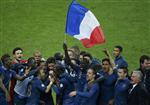 Les Bleus vedettes du stade, TF1 star de la Bourse
