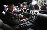 Marché : Ford veut qu'Alan Mulally clarifie ses projets