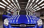 Ford est passé devant Toyota et Honda en 2013 en Chine