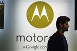Marché : Lenovo rachète Motorola Mobility à Google