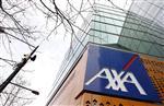 Axa augmente ses résultats, vise plus de désendettement