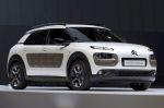 A 14.000 euros, la C4 Cactus n'est pas low cost, dit Citroën