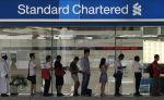 Marché : Standard Chartered prévoit un 1er semestre difficile