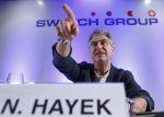 Marché : Swatch voit ses ventes progresser en Chine en 2014