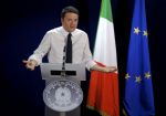 Marché : L'Italie respectera les règles budgétaires de l'UE, assure Renzi
