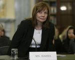 Marché : GM partagera toute information sur la sécurité, dit Mary Barra