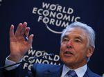 Le président de Nestlé Peter Brabeck prendra sa retraite en 2017