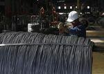 Marché : Hausse de 0,1% de la production industrielle en février