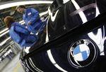 Marché : BMW rappelle plus de 156.000 voitures aux Etats-Unis