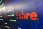 Marché : Sabre a gagné jusqu'à 7% pour son retour en Bourse
