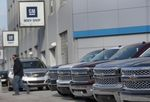 Marché : GM a accru ses ventes de 2% au 1er trimestre grâce à la Chine