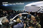 Marché : Daimler prévoit une croissance à deux chiffres en Chine