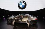 Marché : BMW présente sa limousine