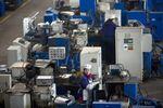 Marché : Quatrième mois de contraction dans l'industrie en Chine