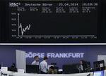 Les Bourses européennes en baisse à mi-séance, l'Ukraine inquiète