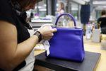 Marché : Hermès fait état d'une croissance de 14,7% au 1er trimestre