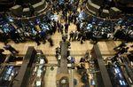 Wall Street : Wall Street ouvre en léger recul avec Merck, Office Depot grimpe