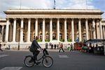 Baisse à l'ouverture des Bourses euroupéennes