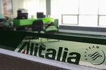 Marché : Retour au profit pour Alitalia d'ici 2017 dans le plan d'Etihad
