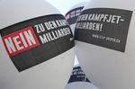 Marché : Les électeurs suisses disent non à l'achat de chasseurs Gripen