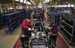 Marché : L'indice manufacturier HSBC à un pic de 5 mois en Chine en mai