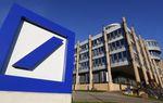 Marché : Deutsche Bank défend en AG son augmentation de capital