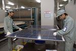 Marché : Washington taxe les importations chinoises de panneaux solaires