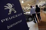 Peugeot optimiste pour le marché européen cette année