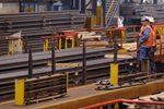Marché : Nette contraction de l'activité manufacturière en juin