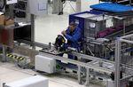 Europe : Nouveau ralentissement du secteur manufacturier en zone euro