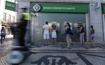 Marché : Au Portugal, ESFG cède 4,99% de BES pour rembourser un prêt