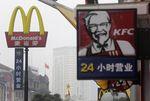 Marché : McDonald's et Yum s'excusent auprès des consommateurs chinois