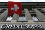 Marché : Perte nette pour Credit Suisse avec les frais de justice US