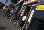 Marché : Taux de chômage à 24,5% en Espagne, son plus bas niveau en 2 ans