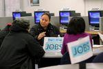 Marché : Ralentissement de la reprise sur le marché de l'emploi aux USA