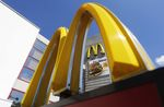 Marché : Quatre McDonald's fermés à Moscou pour raison sanitaire