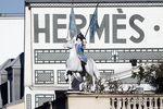 Accord entre LVMH et Hermès pour mettre fin à leurs contentieux