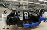 Volkswagen réduit la production d'une usine en Russie
