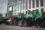 Wall Street : Apple grimpe en Bourse avant ses annonces
