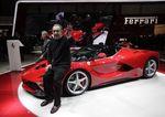 Marché : Ferrari pas éternellement nécessaire à Fiat, dit Marchionne