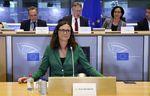 Europe : La probable commissaire européenne au Commerce joue l'apaisement