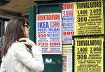 Marché : Record en Italie du taux de chômage des 15-24 ans, à 44,2%