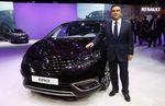 Renault veut remonter en gamme avec le nouvel Espace