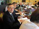Marché : La BCE laisse ses taux inchangés, le principal reste à 0,05%