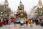 Euro Disney recapitalisé par sa maison mère américaine