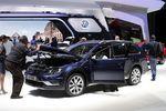 Volkswagen affiche des ventes hausse de 3% en septembre