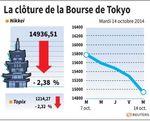 Tokyo : La Bourse de Tokyo finit en forte baisse de 2,38%