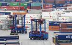 Marché : Hausse de l'excédent commercial en août dans la zone euro