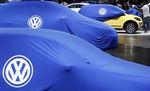 Les trimestriels de VW dopés par les records d'Audi et Porsche